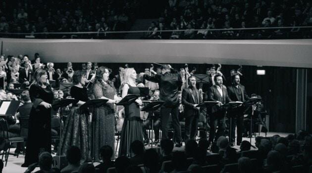 В концертном зале «Зарядье» прозвучала Симфония Малера №8