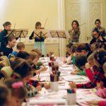 """В Петербурге пройдет очередная программа для детей """"Раскрась концерт"""""""
