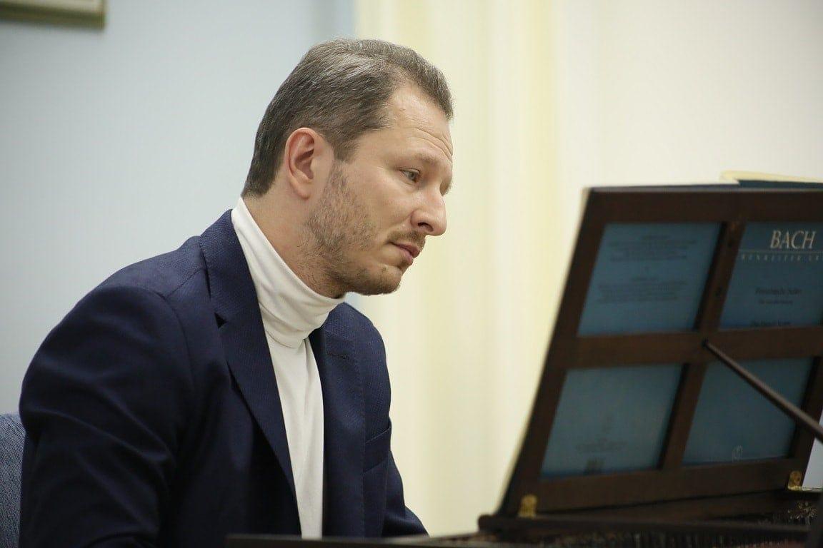 Юрий Мартынов. Фото - Ирина Шымчак