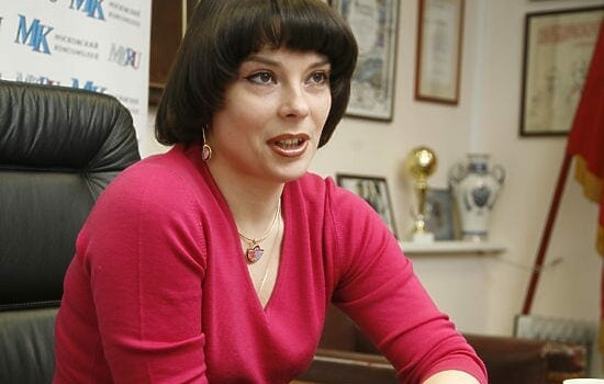 Екатерина Мечетина. Фото – Кирилл Искольдский