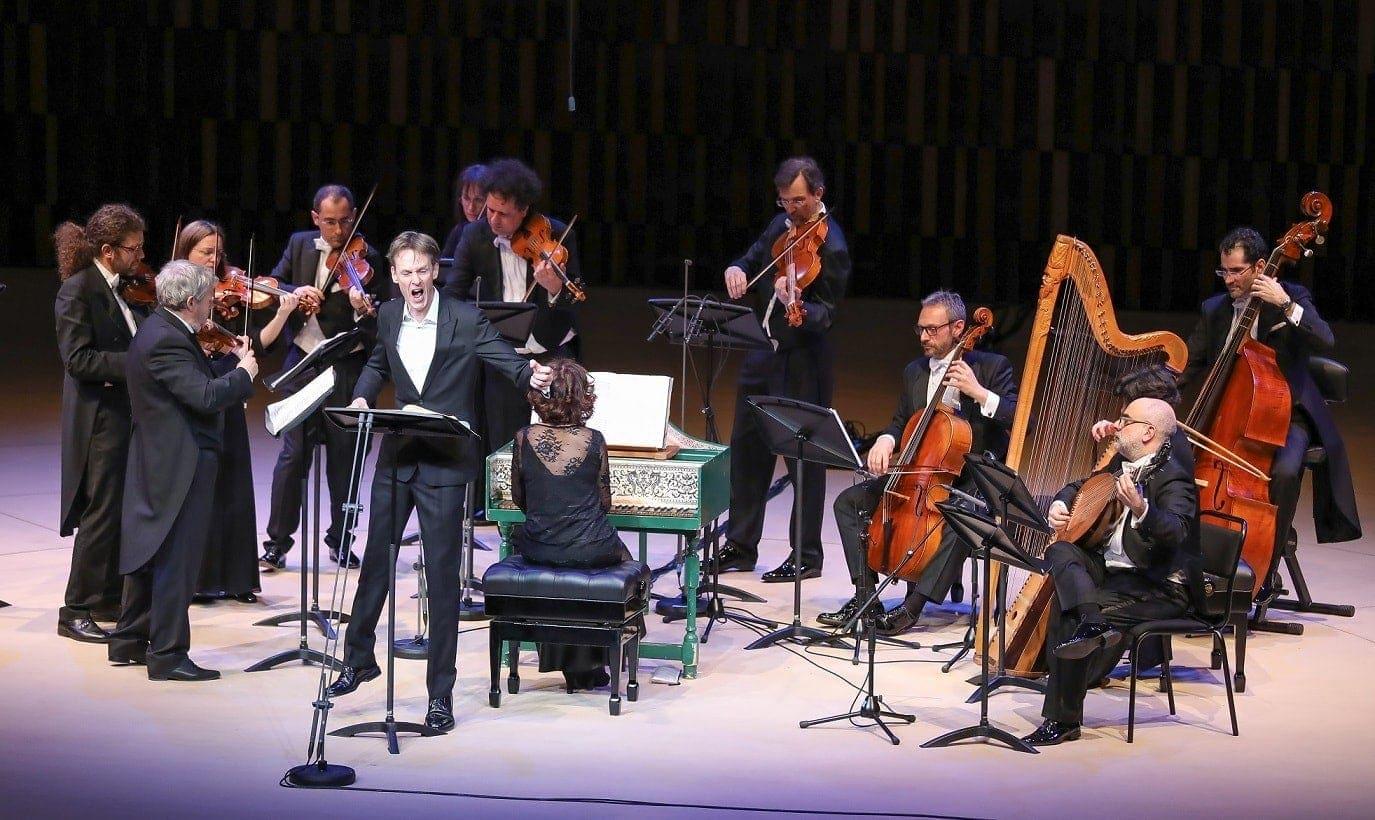 Йэн Бостридж и ансамбль Фабио Бьонди «Europe Galante»
