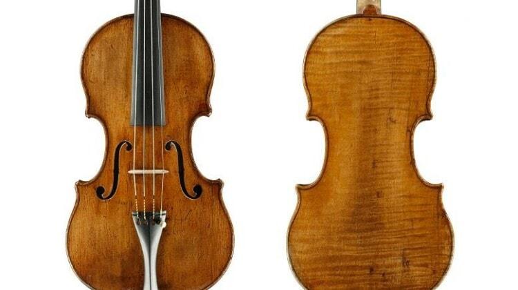 Скрипка работы мастера Николо Гальяно украдена в Берлине