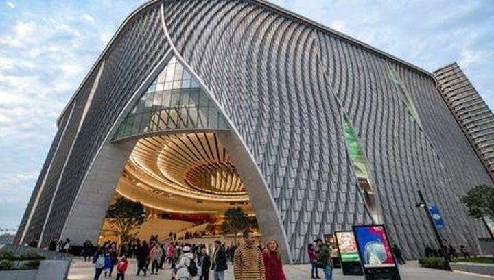 Xiqu Centre примет первых зрителей 14 марта 2019 года