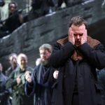 "Сцена из оперы ""Хованщина"". Фото - Brescia / Amisano – Teatro alla Scala"