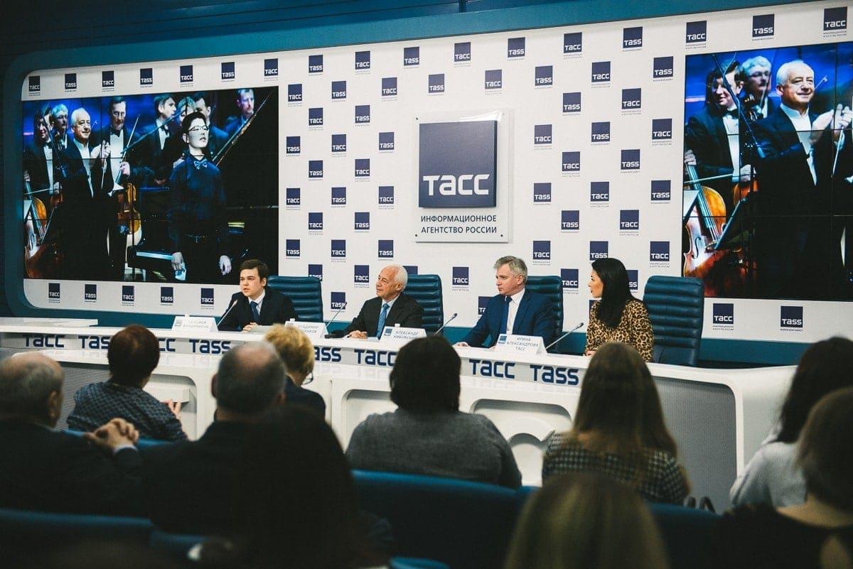 Конкурс пианистов Владимира Крайнева вновь пройдет в Москве. Фото - Елена Балакирева
