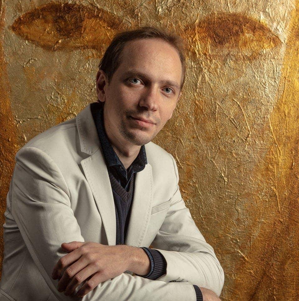 Алексей Курбатов. Фото - Сергей Семкин