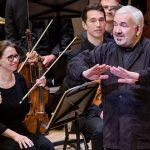 Концертная манера «Музыкантов Лувра» не чужда настоящей театрализации. Фото - пресс-слуэба Московской филармонии