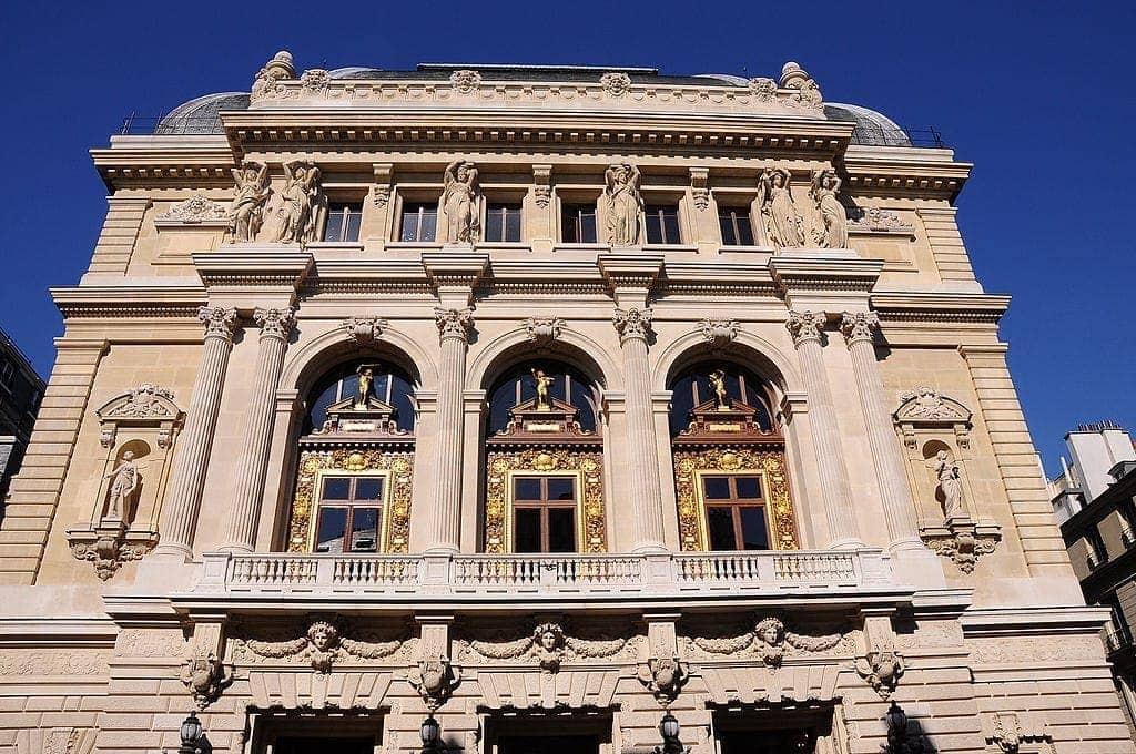Опера Комик (Париж, Франция)