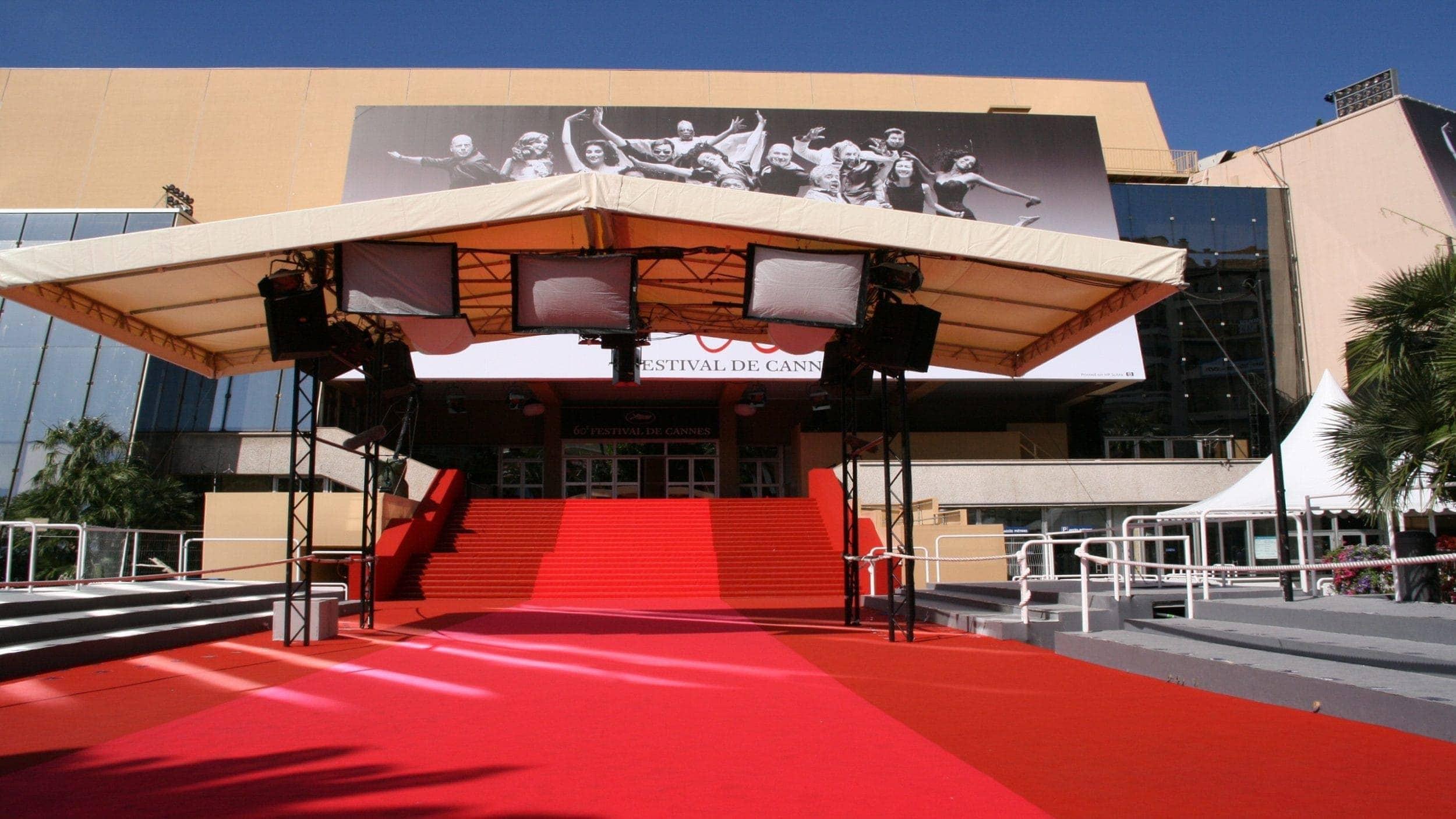 Каннский дворец фестивалей и конгрессов
