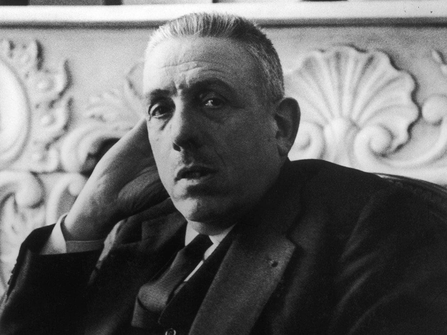 Франсис Пуленк (1960 год)