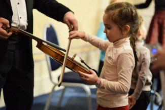 Проект для детей «Раскрась концерт»: музыкальное путешествие по странам и эпохам. Фото - Елена Бергер