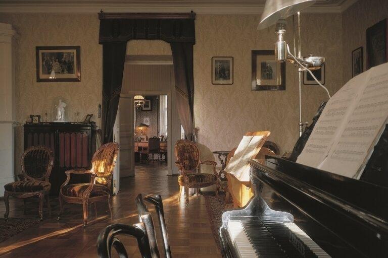 Музей Римского-Корсакова в Петербурге в день 175-летия классика откроется после ремонта