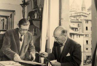 Выставка, посвященная Федору Стравинскому, откроется в Доме-музее М. Н. Ермоловой