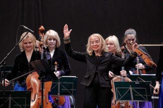 «Вивальди-оркестр» посвятил новую программу русской балерине Екатерине Максимовой