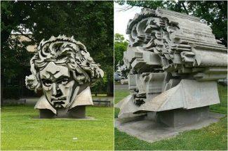 Пластмассовые скульптуры Бетховена установят в Бонне