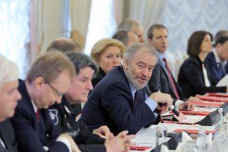В Москве прошла пресс-конференция, посвященная Пасхальному фестивалю. Фото - Сергей Куксин