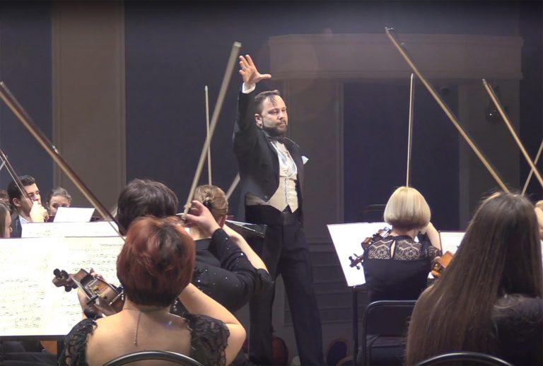 Илья Гайсин: «Наилучшая ситуация – это «персимфанс» с достойным хороших музыкантов дирижёром»