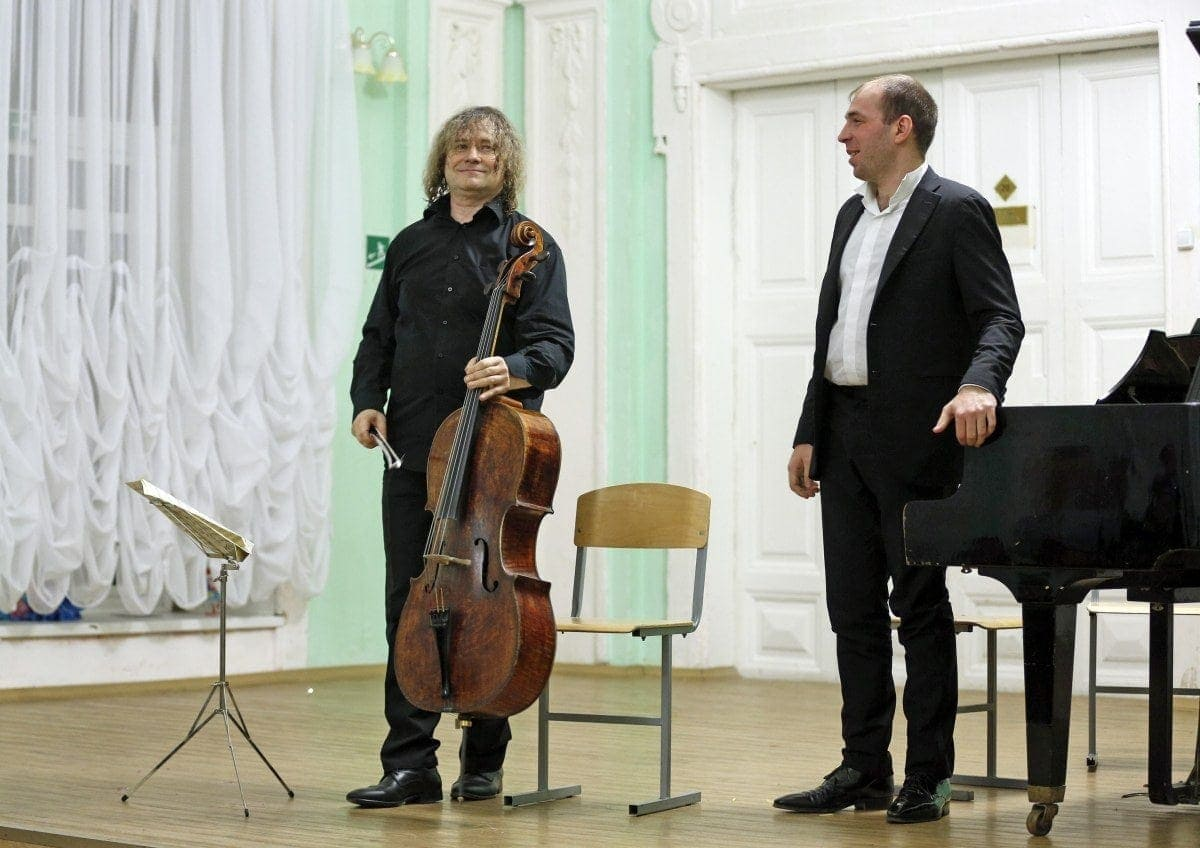 Александр Князев и Андрей Коробейников