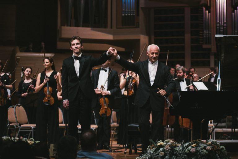 В ММДМ состоялась церемония награждения и гала-концерт лауреатов Конкурса пианистов Владимира Крайнева