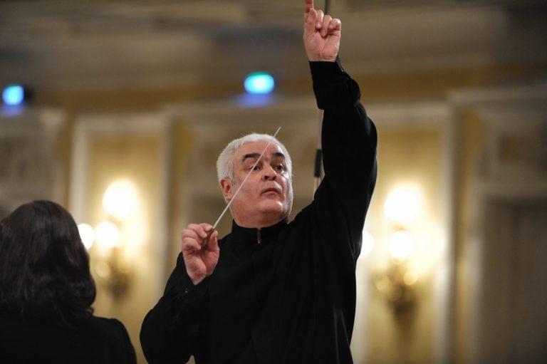 Юбилейный вечер, посвященный 70-летию Валерия Полянского, пройдет в Большом зале консерватории