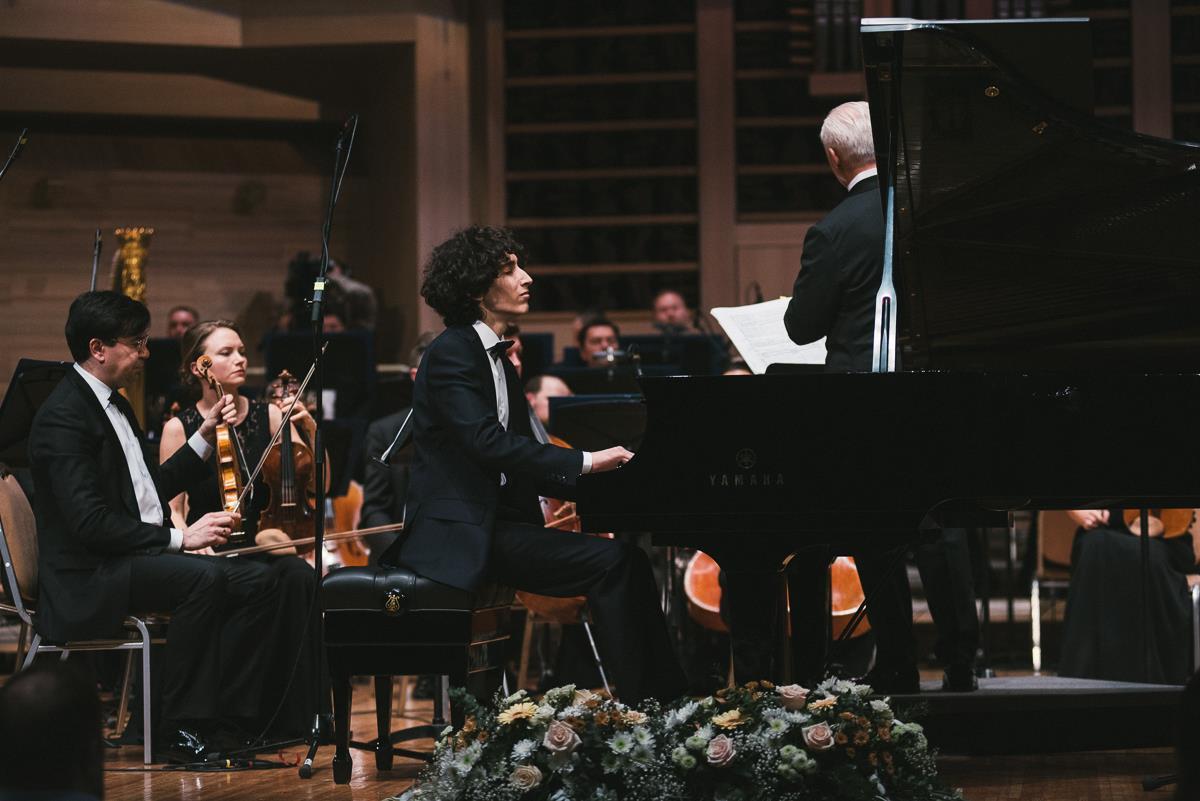 Роман Борисов. Фото - Лена Балакирева / Пресс-служба ММДМ