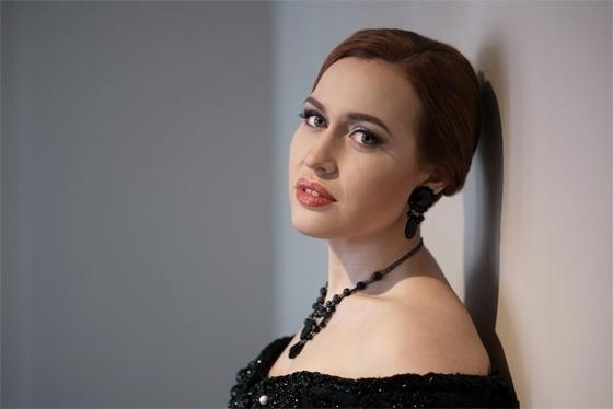 Елена Стихина. Фото - Илья Коротков