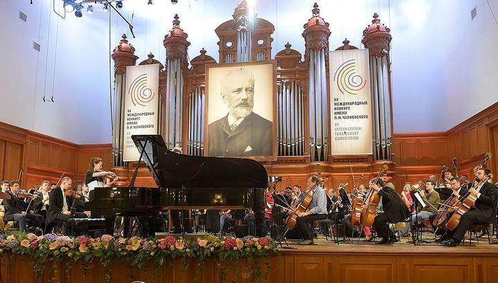 XVI Конкурс им. П. И. Чайковского объявил об окончании ... Виртуальный Человек