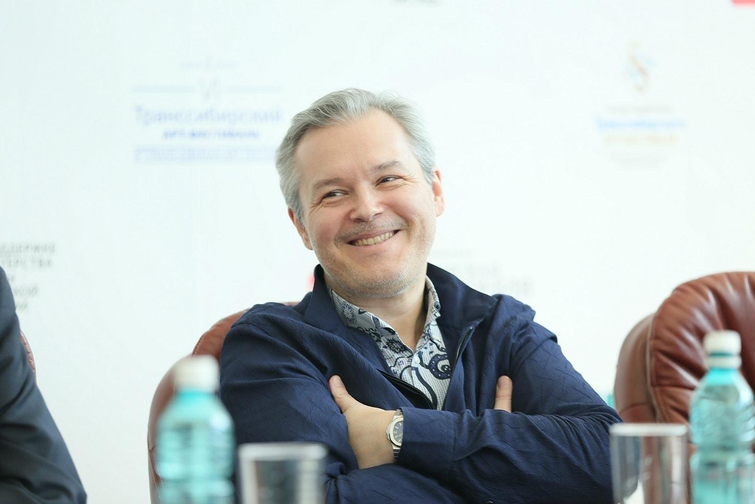 Вадим Репин. Фото - Ирина Шымчак