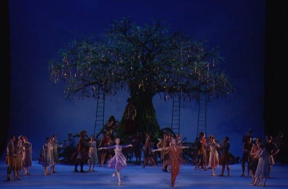 """В Большом театре состоится премьера балета """"Зимняя сказка"""""""