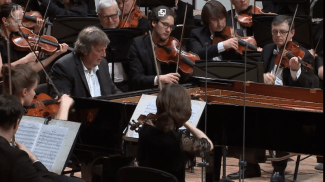 Борис Березовский и Российский национальный оркестр
