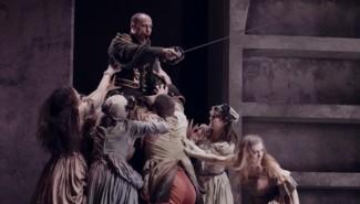 """Новая версия оперы """"Огненный ангел"""" представлена в Риме"""