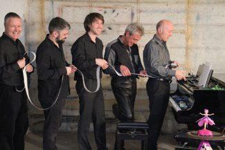 Цюрихский ансамбль новой музыки. Фото - reMusik.org