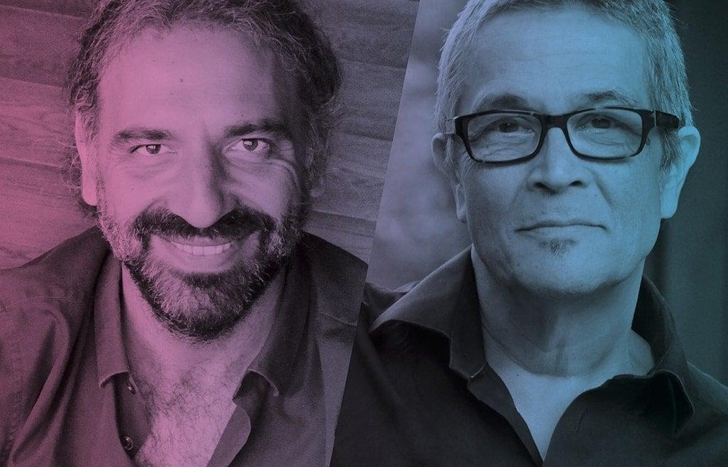 Чано Домингес и Стефано Боллани