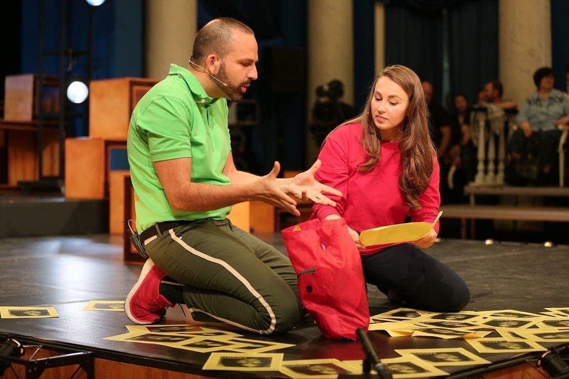 Анхель дель Кастильо и Лидия Светозарова, ария Микаэлы