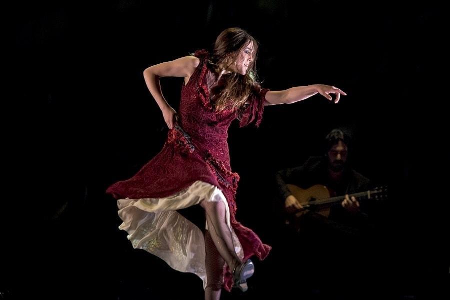 Испанская танцовщица фламенко Патрисия Герреро и ее труппа представят спектакль Catedral («Собор») на сцене Светлановского зала Дома музыки 5 июня 2019 года