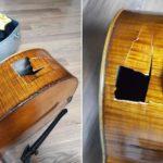 Авиакомпания Delta разбила старинную виолончель