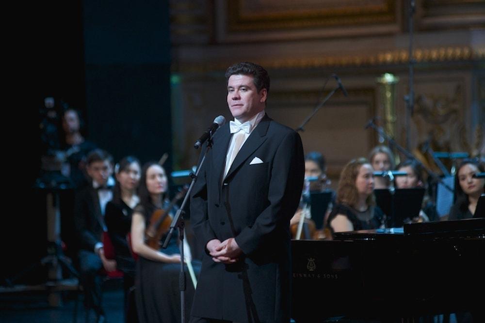 Художественный руководитель конкурса Astana Piano Passion Денис Мацуев Фото: Предоставлено организаторами конкурса Astana Piano Passion