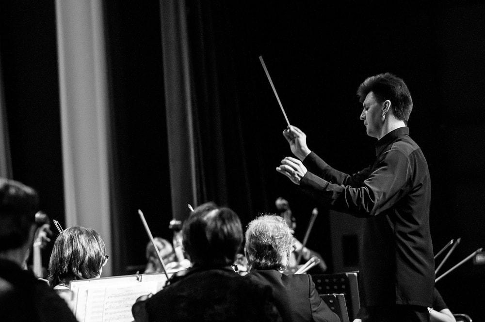 Илья Дербилова и Ульяновский симфонический оркестр «Губернаторский»