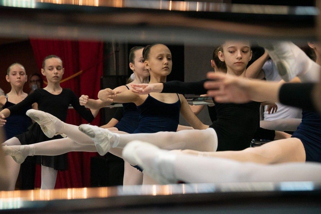 kaliningrad - Филиал Московской государственной академии хореографии в Калининграде набирает первых учеников