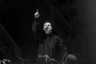 Теодор Курентзис. Фото - Международный Дягилевский фестиваль