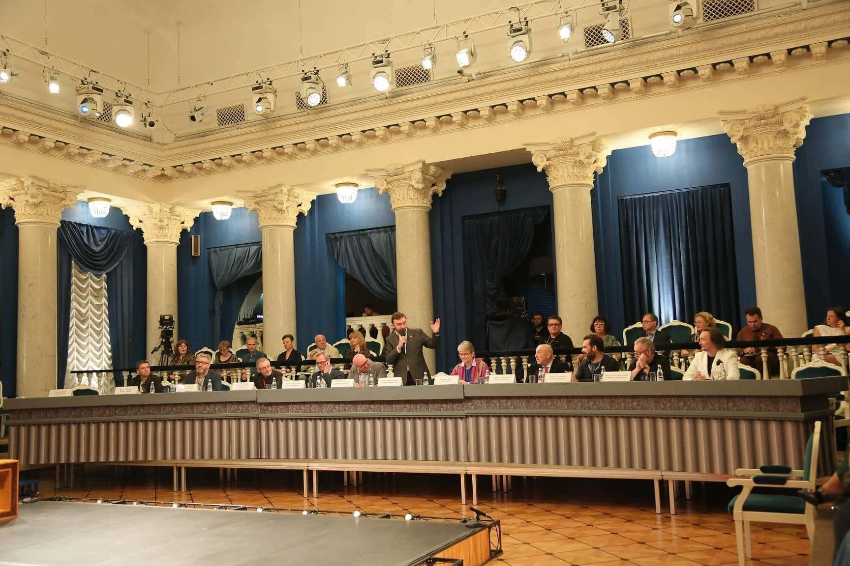 """""""Нано-опера"""" 2019: жюри и медиажюри"""