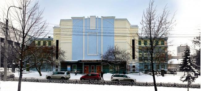 Новосибирская специальная музыкальная школа