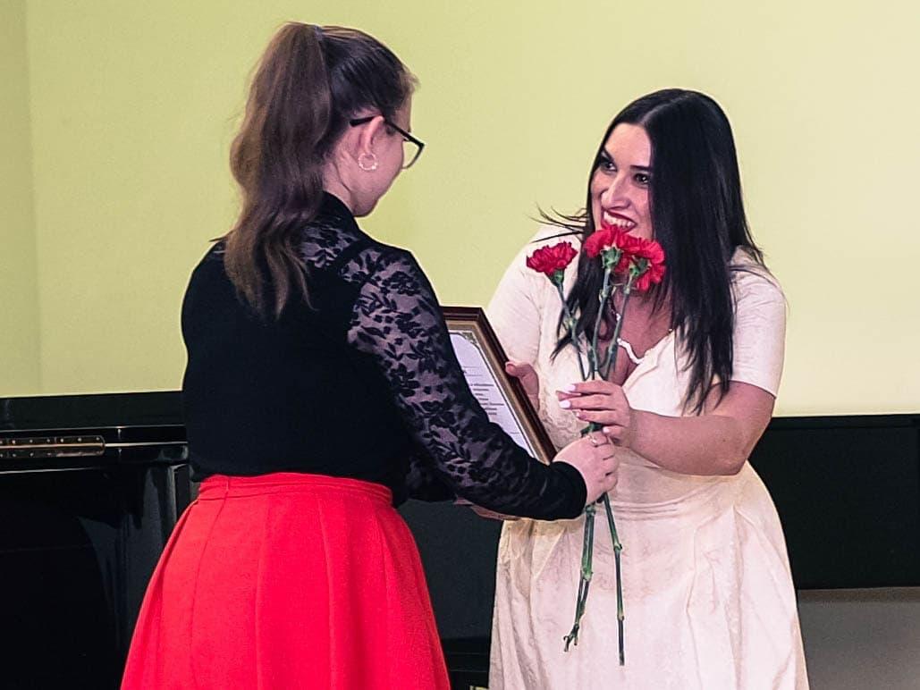 Регина Рустамова (меццо-сопрано)