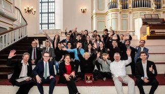 В Гамбурге были объявлены результаты I тура ХI Международного конкурса органистов имени Микаэла Таривердиева. Фото - Юрий Бутерус