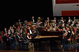 Ульяновский симфонический оркестр «Губернаторский» и Екатерина Мечетина