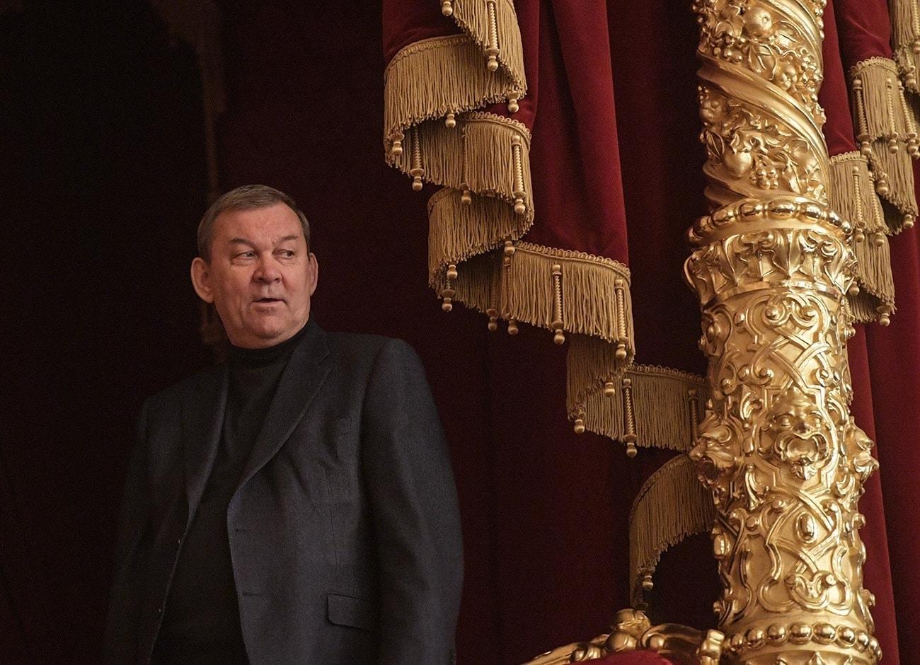 Владимир Урин. Фото - Григорий Сысоев