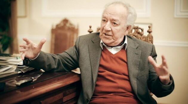Юрий Темирканов. Фото - Юрий Мелешко