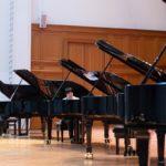 Акустическая репетиция перед первым туром пианистов. Фото - пресс-служба Конкурса имени Чайковского