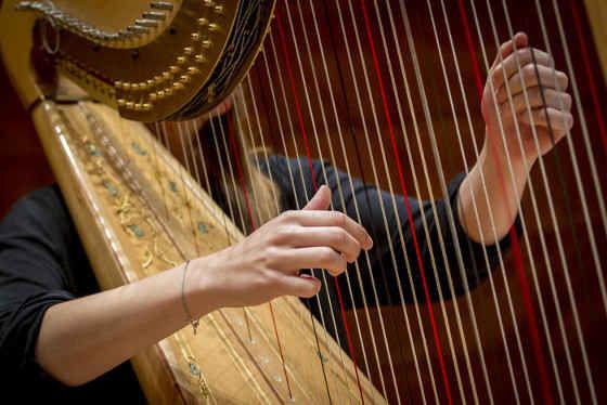 В МССМШ имени Гнесиных пройдет первый международный арфовый конкурс