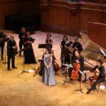 Франческа Аспромонте и оркестр Pratum Integrum. Фото - Елена Ординарцева